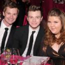 Chris Colfer and Will Sherrod - 454 x 336