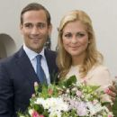 Princess Madeleine and Jonas Bergstrom - 454 x 340