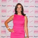 Andrea McLean - Comfort Prima High Street Fashion Awards 2010 At Battersea Evolution On September 9, 2010 In London, England