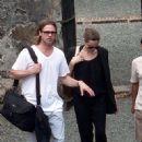 Brad Pitt & Angelina Jolie: Con Dao Island!