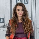 Charlotte Le Bon – AOL Build Speaker Series in New York - 454 x 682