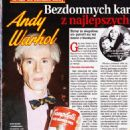Andy Warhol - Retro Magazine Pictorial [Poland] (March 2017) - 454 x 642