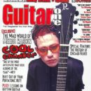 Guitar One Magazine Cover [United States] (July 1999)