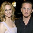 Sean Penn and Laura Linney