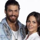 Demet Özdemir and Can Yaman