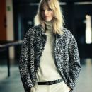 Julia Stegner for Mango Winter 2013 Catalogue