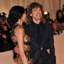 L'Wren Scott and Mick Jagger at 2011 MET Costume Institute Gala - 416 x 612