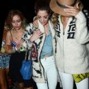 Ashley Greene The Neon Carnival In Coachella