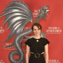 Claire Foy – 'The Girl in the Spider's Web' Photocall in Los Angeles - 454 x 586