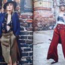 Anna Jagodzinska - Elle Magazine Pictorial [Poland] (January 2016) - 454 x 319