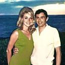 Sharon Tate and Jay Sebring
