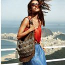 Alessandra Ambrosio Hugo Boss Orange Spring Summer 2012 - 454 x 637