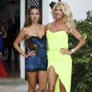 Victoria Silvstedt – Elton John Aids Foundation Midsummer Party in Antibes - 454 x 681