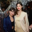 Alexandra Daddario – Vanity Fair and Lancome Women In Hollywood Celebration in West Hollywood