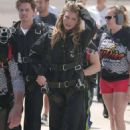AnnaLynne McCord – Skydives for her charity Together1Heart in Santa Barbara - 454 x 688