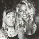 Pamela Anderson and Vince Neil