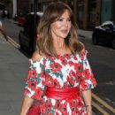 Lizzie Cundy – Arrives at ITV Summer Party 2019 at Nobu Shoreditch in London - 454 x 610
