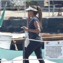 Holly Robinson Peete on a vacation with Rodney Peete in Portofino - 454 x 624
