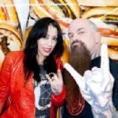 Kerry King & Ayesha - 454 x 302