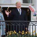 Melania Trump – 140th White House Easter Egg Roll in Washington