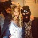 Cara Delevigne and Harry Styles - 454 x 463