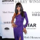 Naomi Campbell 2015 Amfar New York Gala