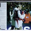 Freddie Ljungberg OTHER Magazine Pictorial March 2004 - 400 x 285