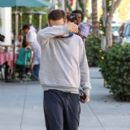 Tobey Maguire is seen in Beverly Hills - 395 x 594