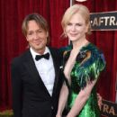 Keith Urban and Nicole Kidman : 23rd Annual Screen Actors Guild Awards - 430 x 600