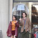 Selena Gomez – Woody Allen Set movie in NYC - 454 x 696
