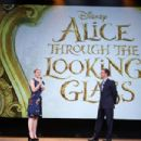 Alice Through the Looking Glass (2016) - 454 x 302