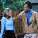 Maureen McCormick and Nicholas Hammond