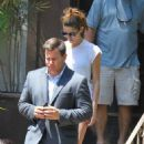 Ashley Greene and her parents house hunting in Los Feliz today (August 22)