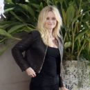 Reese Witherspoon on the set of This Means War in Los Angeles. Dec. 02, 2011