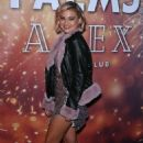 Olivia Holt – Celebrates New Year's at APEX Social Club in Las Vegas - 454 x 699