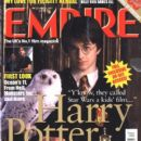 Daniel Radcliffe - Empire Magazine [United Kingdom] (December 2001)