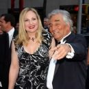 Peter Falk and Shera Danese