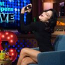 Vanessa Hudgens Watch What Happens Live In Ny