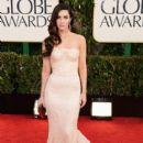 Megan Fox At The 70th Golden Globe Awards (2013) - 417 x 594