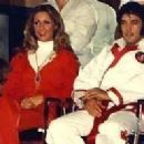 Elvis Presley and Linda Thompson - 306 x 198