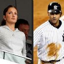 Derek Jeter and Minka Kelly - 320 x 240