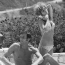 Jill St. John and George Lazenby - 454 x 683