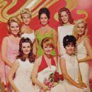 Sivi Aberg - The Detroit News TV Magazine Pictorial [United States] (22 January 1967)