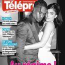 Travis Scott, Kylie Jenner - Télépro Magazine Cover [Belgium] (21 September 2019)