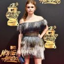 Holland Roden – 2017 MTV Movie And TV Awards in Los Angeles - 454 x 708