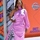 Garcelle Beauvais – 2018 BET Awards in Los Angeles - 454 x 681