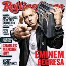 Eminem - Rolling Stone Magazine Cover [Argentina] Magazine Cover [Argentina] (3 February 2014)