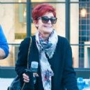 Sharon Osbourne was spotted out shopping at Melrose Place in West Hollywood, California on January 8, 2016 - 445 x 600