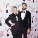 Emily Blunt and John Krasinski :  71st Annual Writers Guild Awards - New York Ceremony - 399 x 600