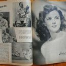 Shirley Temple - Movie Stars Magazine Pictorial [United States] (September 1945) - 454 x 340